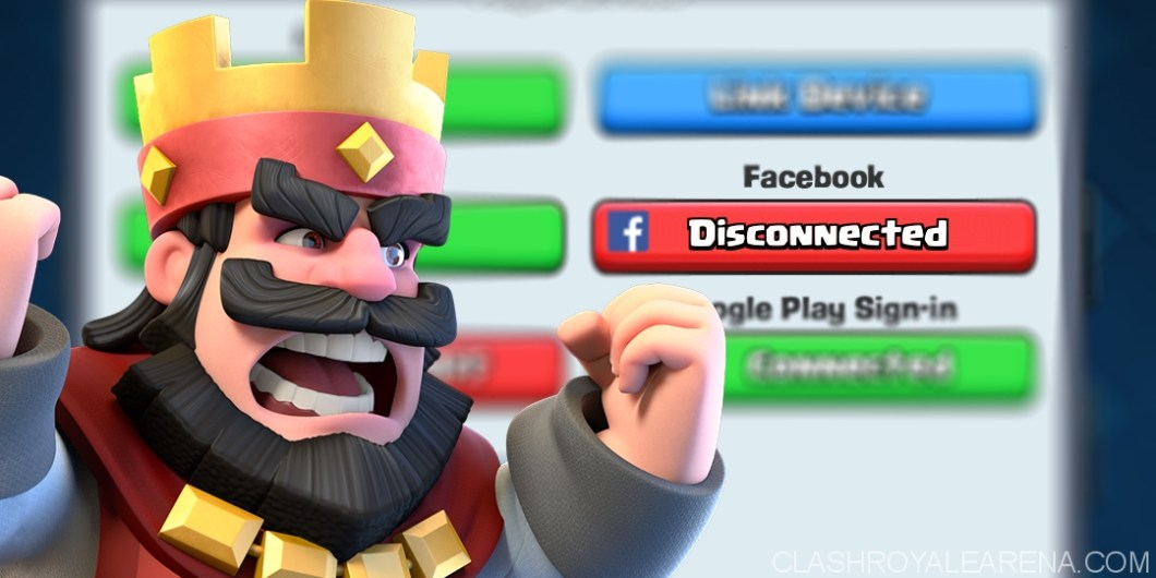 Clash Royale Facebook