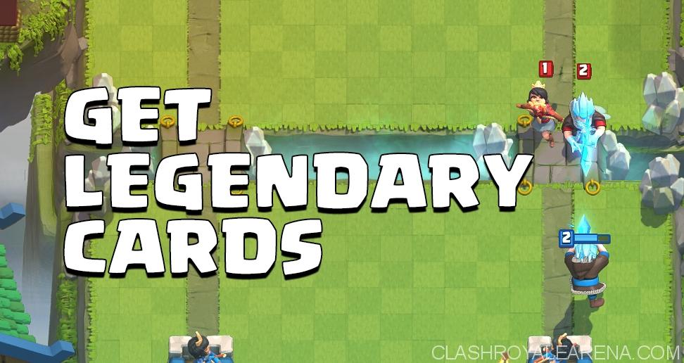 How to get Legendary Cards