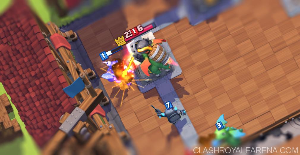 Miner Beatdown Deck