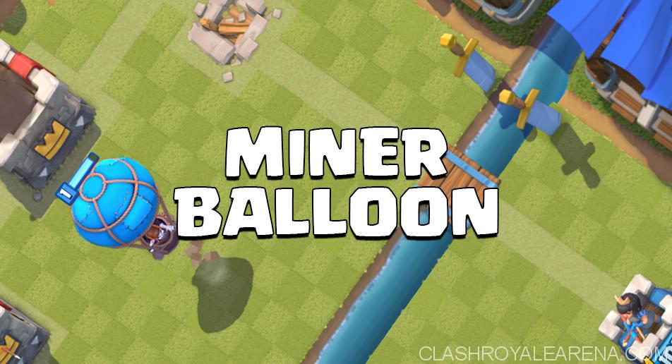 Miner Balloon Deck