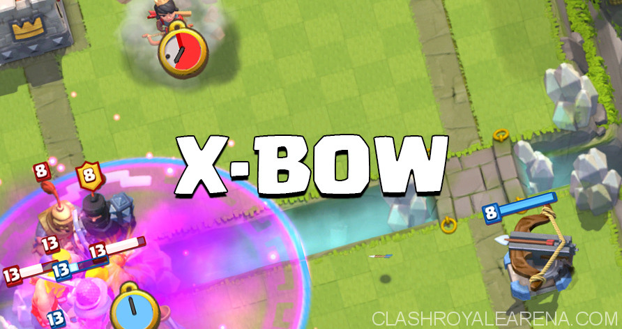 X-Bow Deck for Arena 9