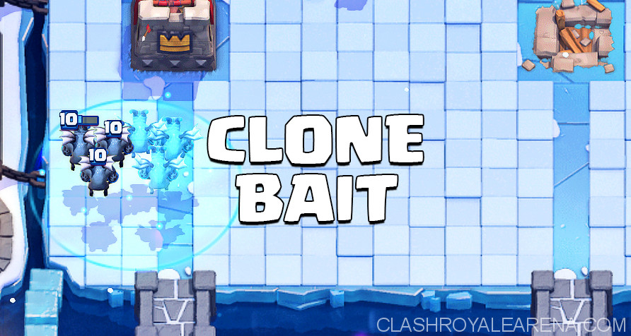 Clone Spell Bait Deck