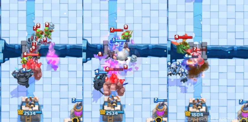 vs golem lightning