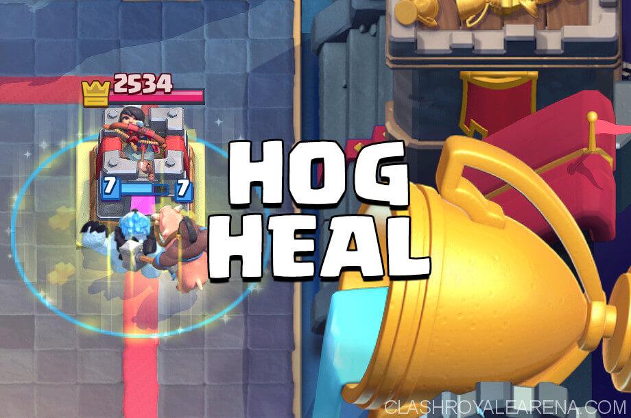 hog heal