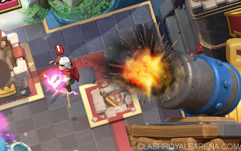 magic cannon