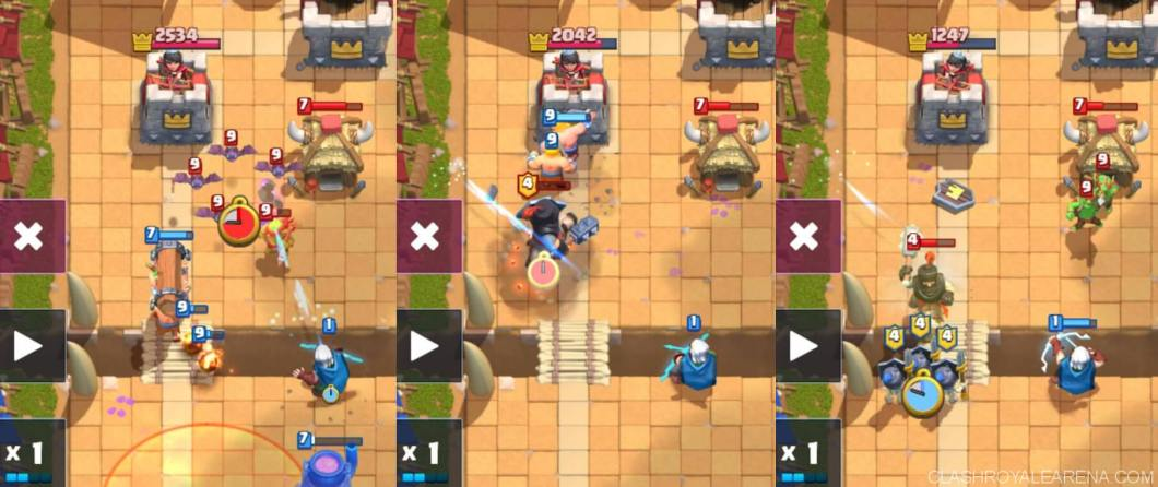 using magic archer