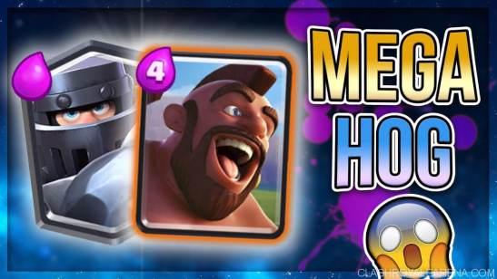 The Original Mega Hog!