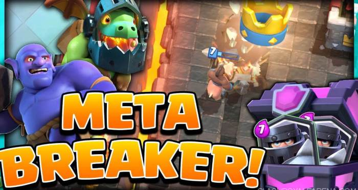 meta breaking deck