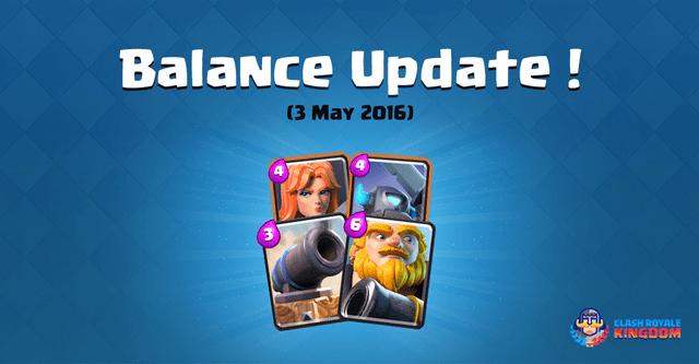 Balance Changes-Live-(3-May-2016)-Clash-Royale-Kingdom-convert