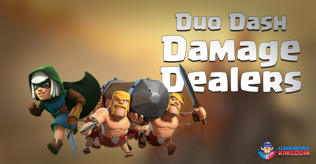 Duo Dash Damage Dealers (Bandit Battle Ram)