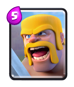 barbarians-common card