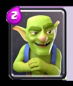 goblins-common card