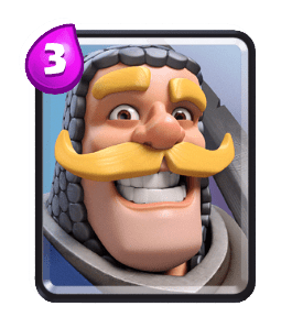 knight-common card