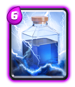 lightning spell-Card-Clash-Royale-Kingdom