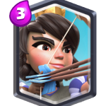 princess card-Clash-Royale-Kingdom