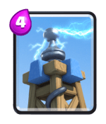 tesla card-clash-royale-kingdom