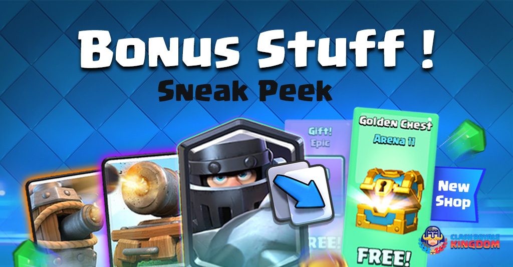Update Sneak Peek #3 (Bonus Stuff)