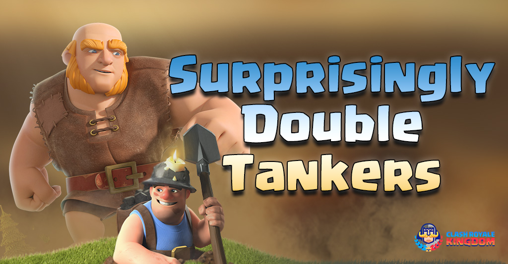 Miner is a Surprise – Double Tankers in One Deck