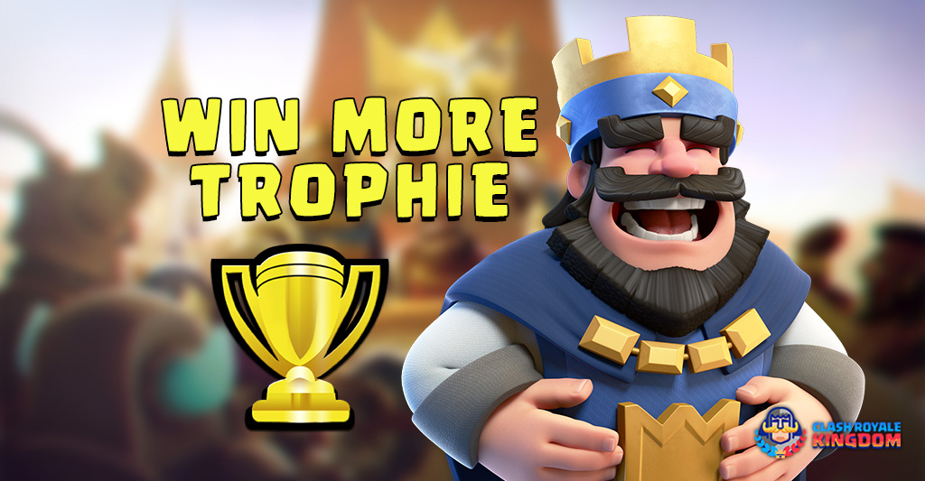 4 Tips for Pushing Trophies
