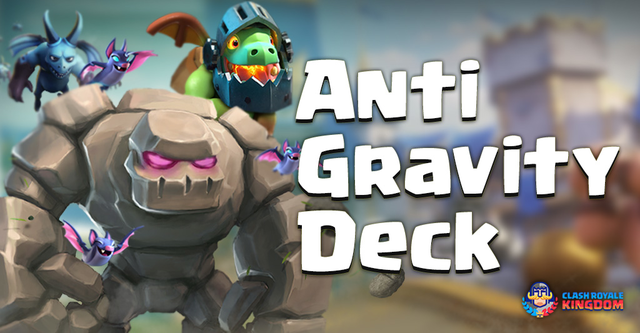 El Superior and Anti-Gravity Deck in 1v1 Battle