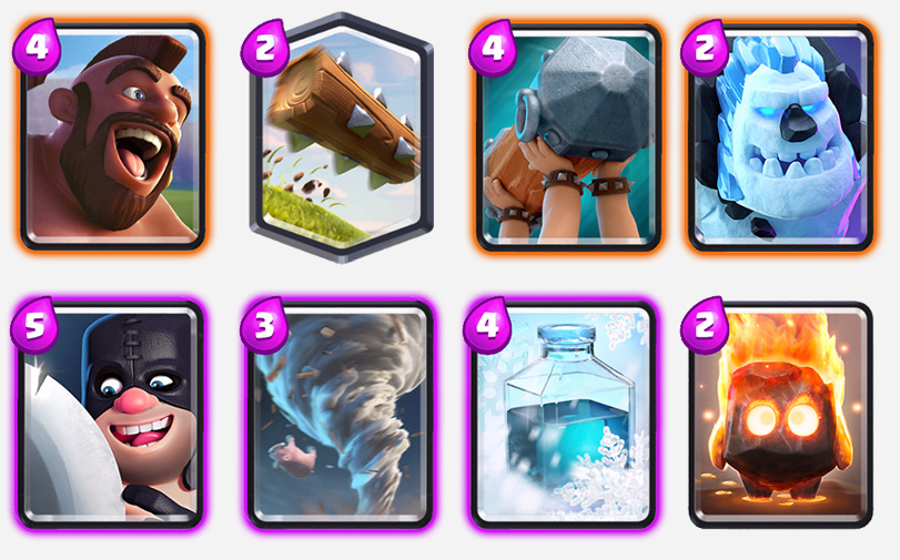 hog-log-ram-Deck-clash-royale-kingdom
