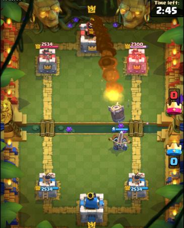 Ultimate XBow Clash-Royale-Kingdom