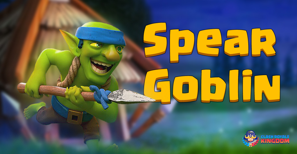 Spear Goblins – Run, Throw and Stab