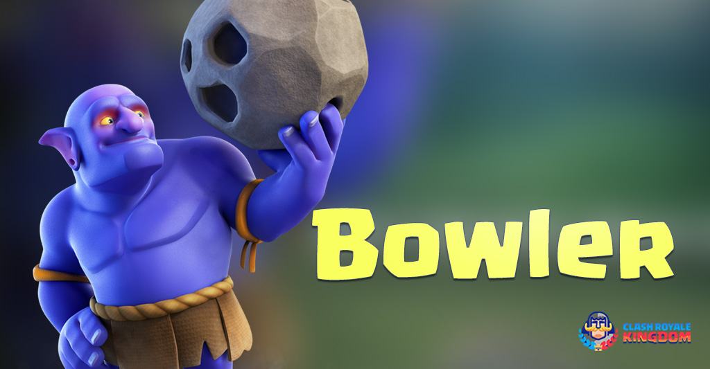 Roll the Rocks with The Bowler