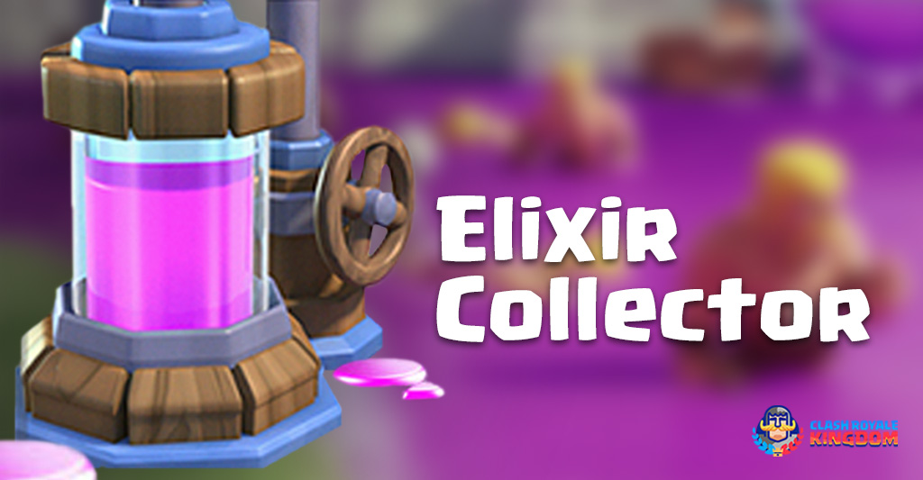 Elixir Collector and Recharge the Elixirs