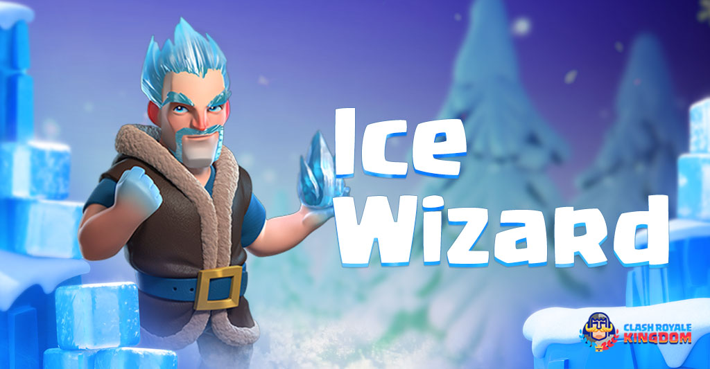 Slow Them Down using the Ice Wizard