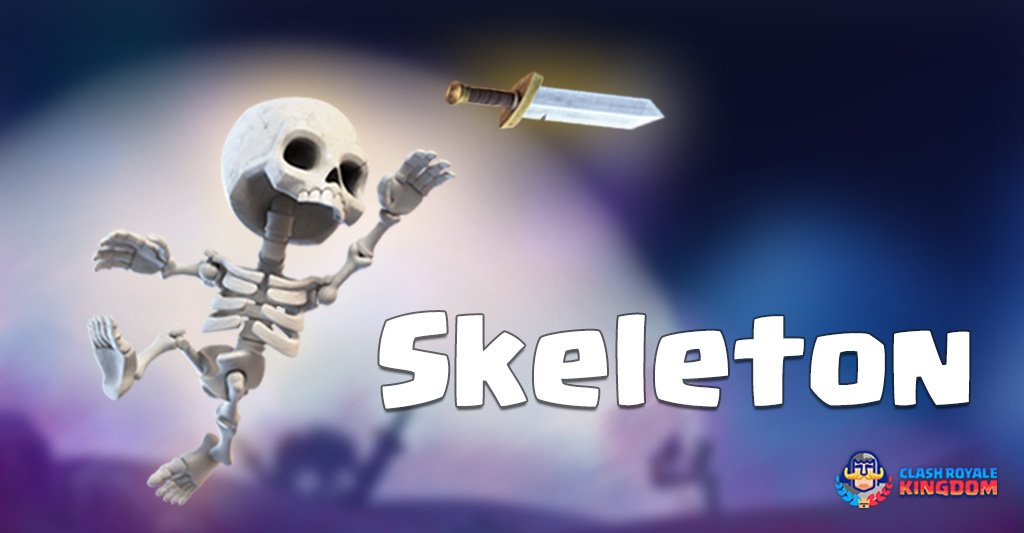 Skeletons Need No Skin