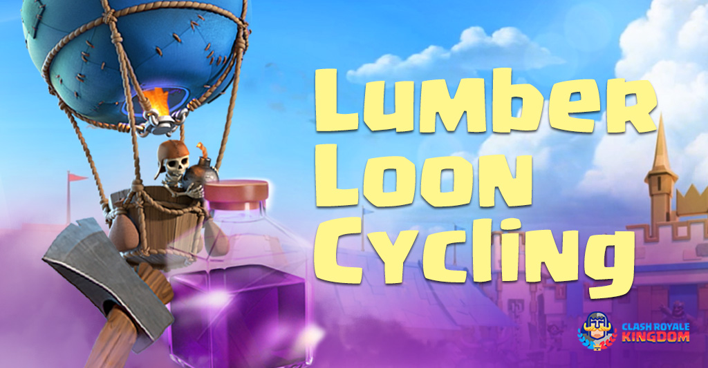 Lumber Loon Cycling Deck