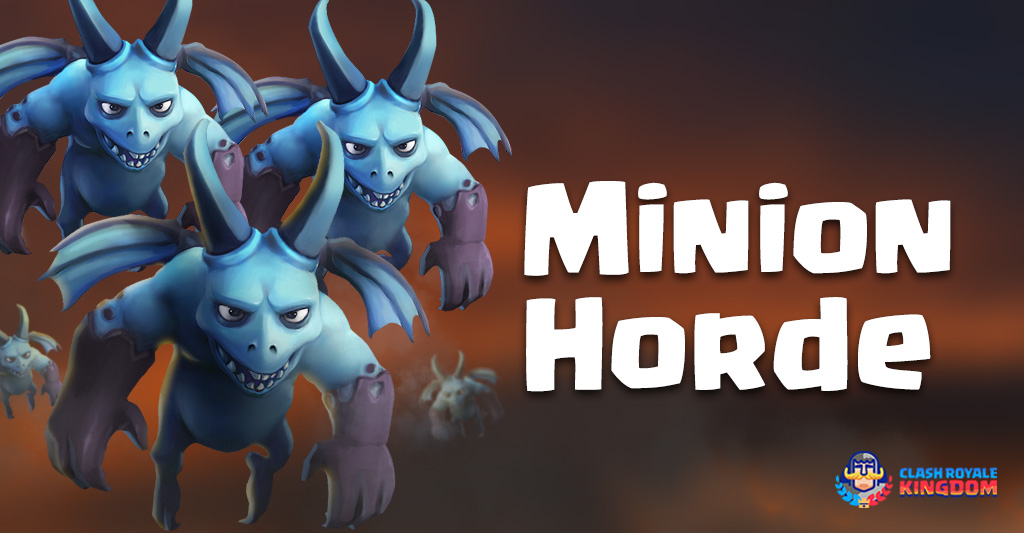 Minion Horde – The Flying Army