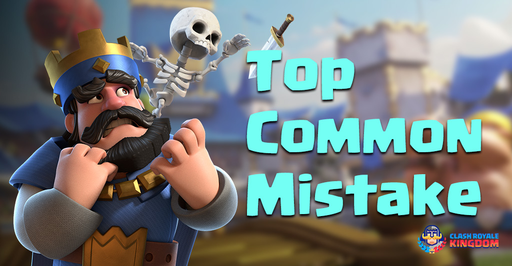 6 Common Mistakes Players Do! Have you?