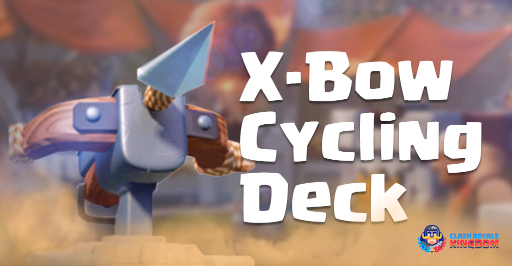X-Bow Cycling Deck