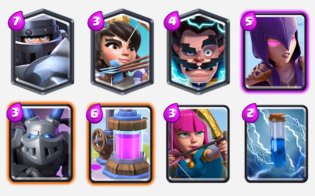 Best-Mega-Knight-in-Current-Meta-Honourable-Lady-is-Here-clash-royale-kingdom