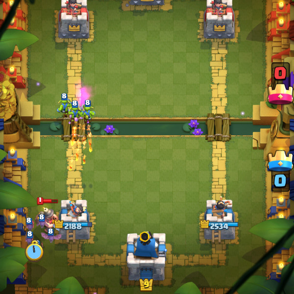 Barbarian-hut-best-strategies-and-deck-clash-royale-kingdom