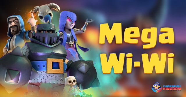 mega-knight-and-the-witchcraft-clash-royale-kingdom