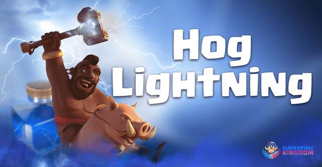 Hog Lightning Deck – Rider on the Storm