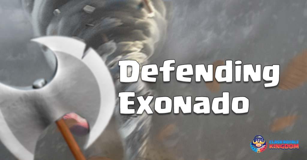 The Defending Exonado