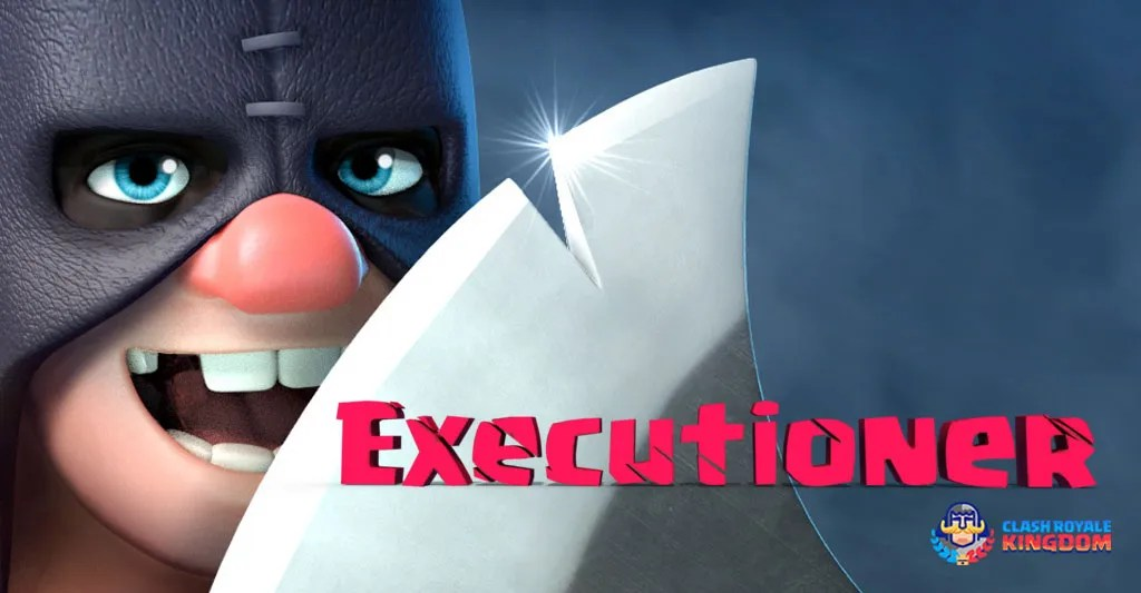Executioner and His Flying Axe