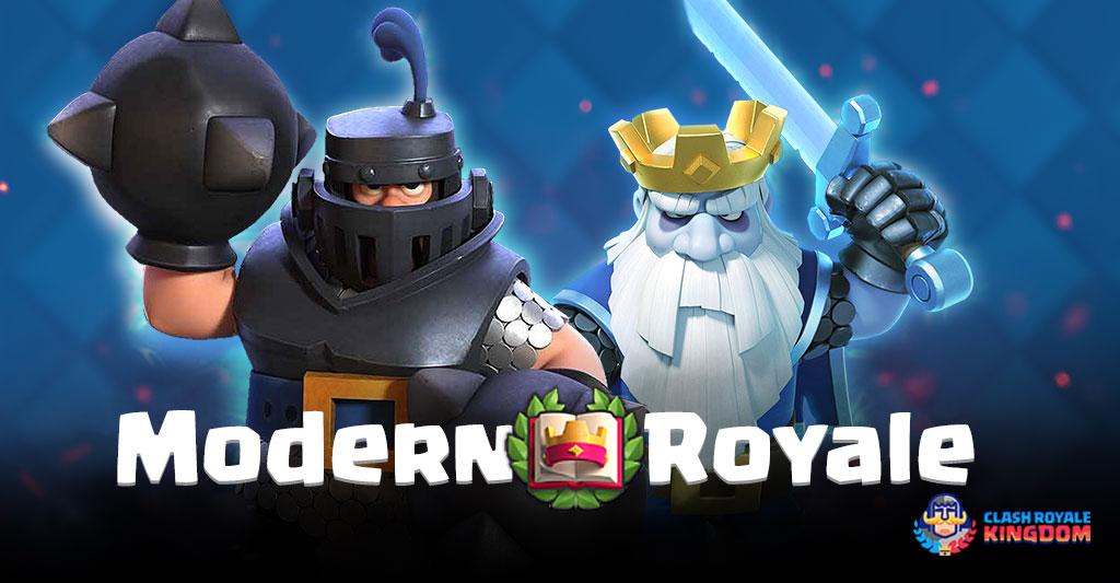Modern Royale Challenge