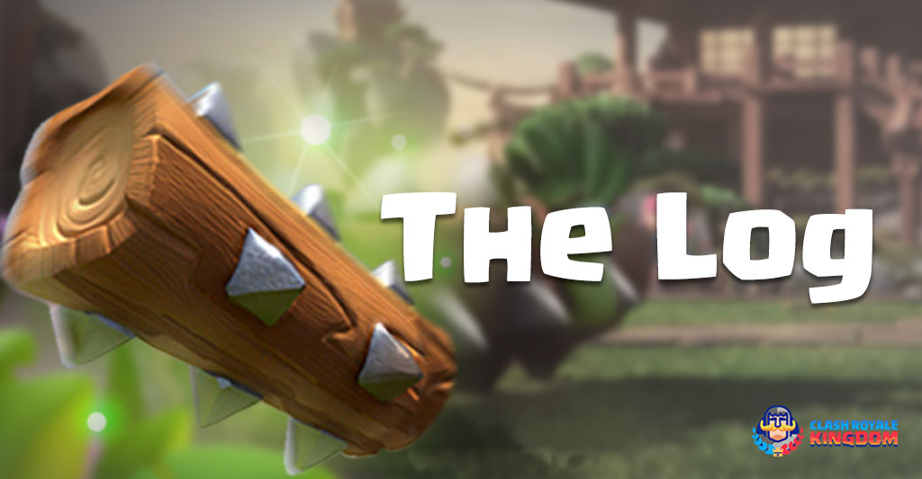 The Log – Rolling and Hit