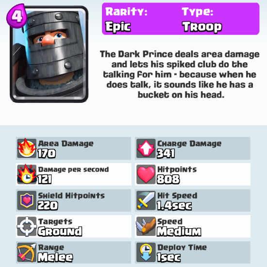 dark prince-intro