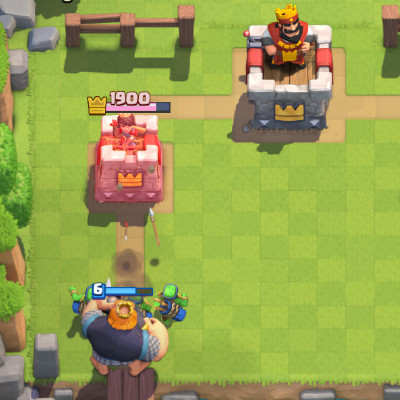 Lumberjack-Royale-Giant-Deck,-Strategies,-Gameplay-Guide-clash-royale-kingdom