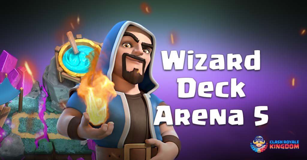 Surprising Wizard Deck for Arena 5