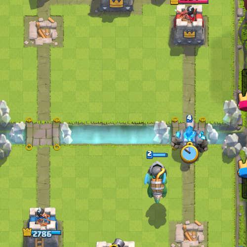 the-new-form-golem-graveyard-deck-clash-royale-kingdom