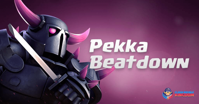 New Pekka Beatdown Deck Stronger Than Ever