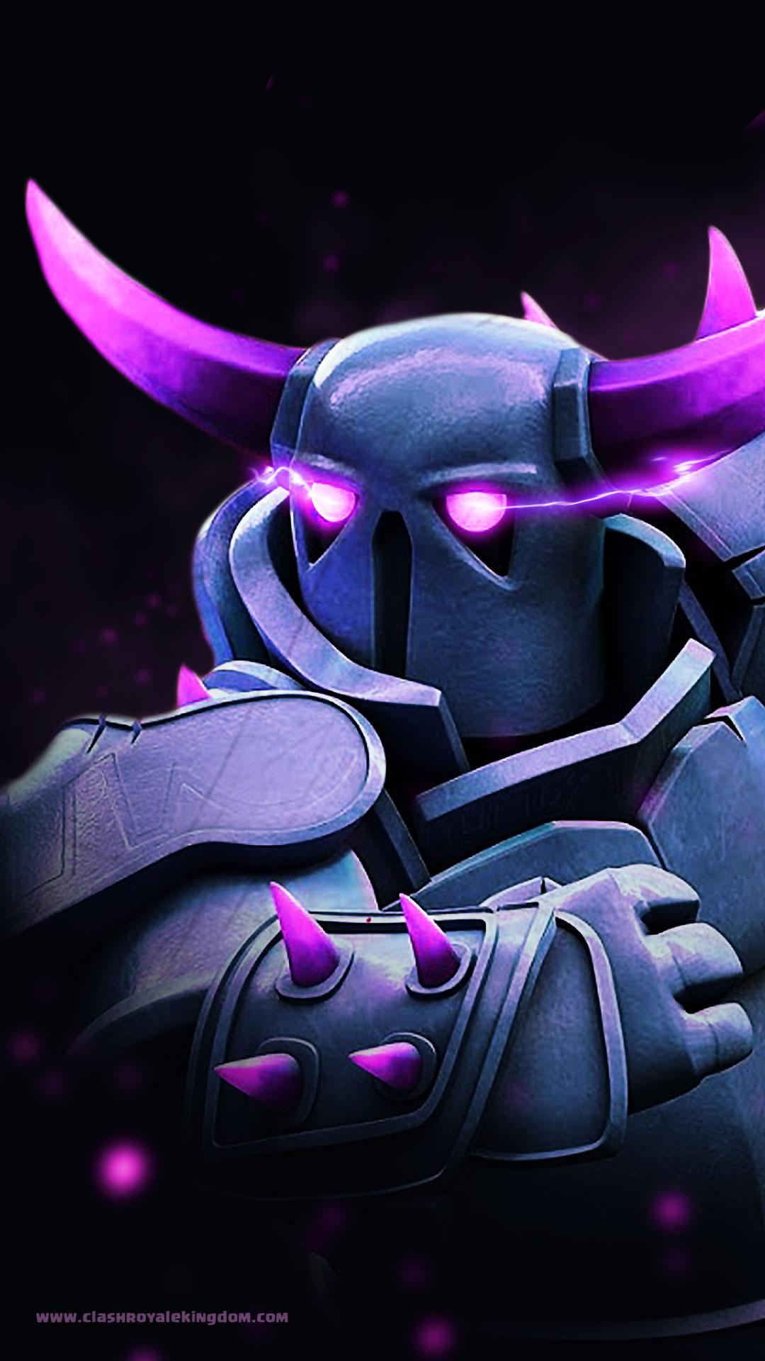 Pekka Zone Clash Royale Wallpaper Clash Royale Kingdom