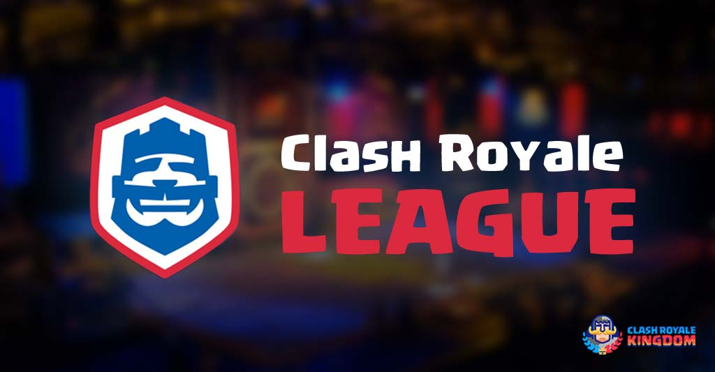 Clash Royale League!